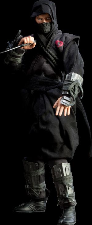 Black Dragon Ninja Sixth Scale Figure