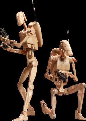 Infantry Battle Droids Sixth Scale Figure