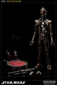 Gallery Image of IG-88 Sixth Scale Figure