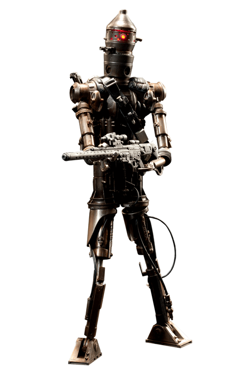 Sideshow Collectibles IG-88 Sixth Scale Figure