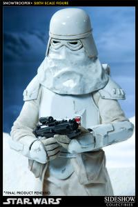 Gallery Image of Snowtrooper Sixth Scale Figure