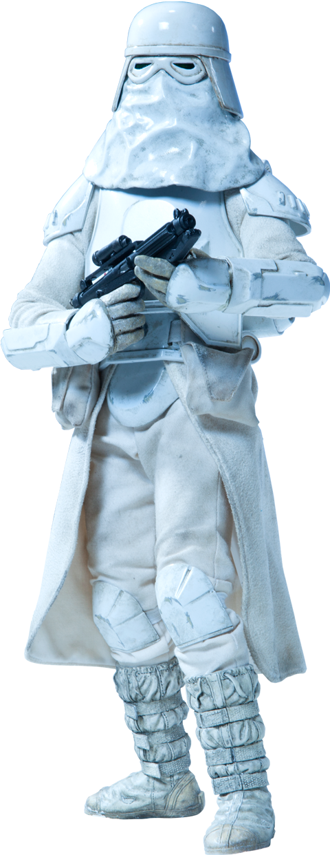 Sideshow Collectibles Snowtrooper Sixth Scale Figure