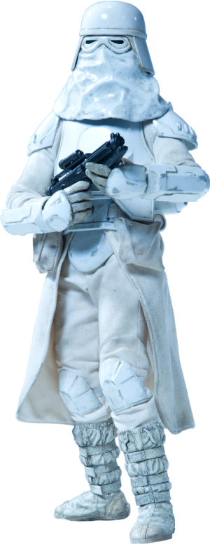 Snowtrooper Sixth Scale Figure