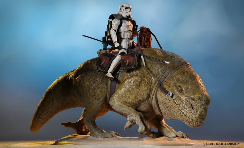Gallery Feature Image of Dewback Sixth Scale Figure Accessory - Click to open image gallery