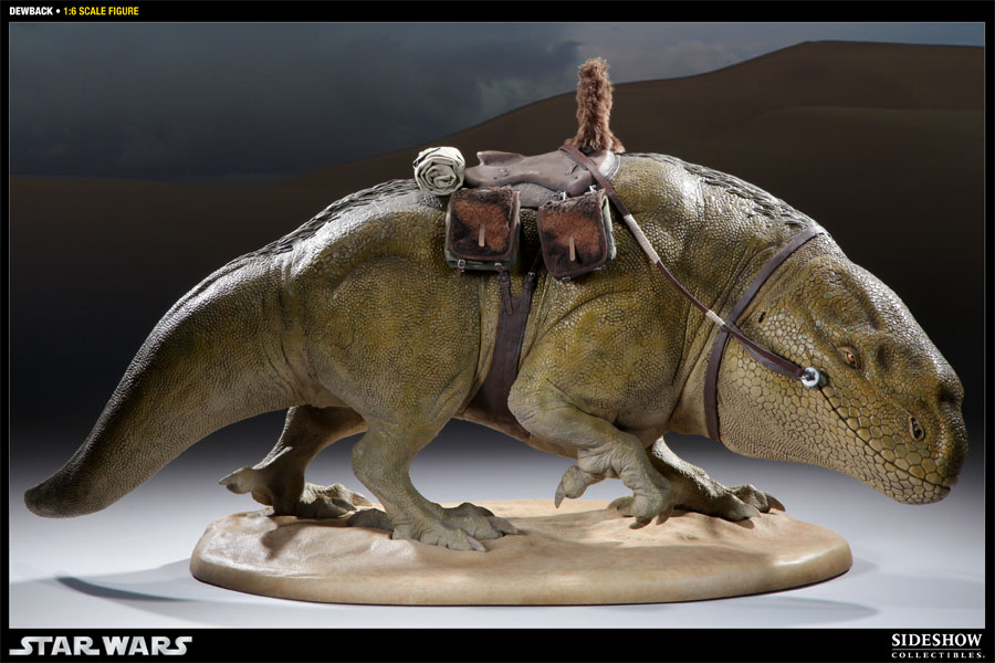 Star Wars Dewback Sixth Scale Figure Related Product by Side