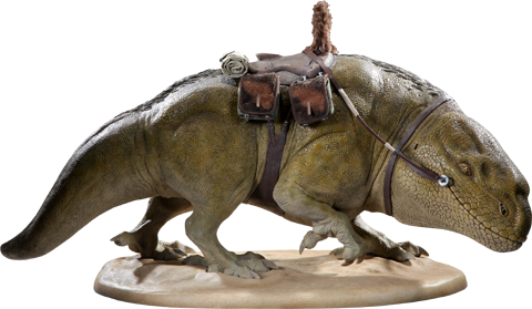 Sideshow Collectibles Dewback Sixth Scale Figure Accessory