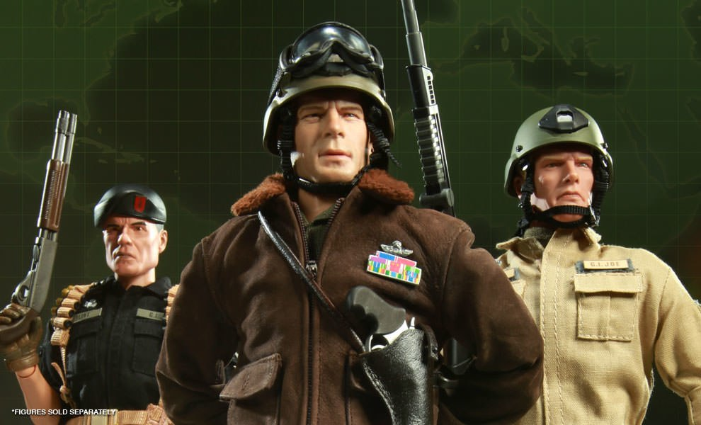 Gallery Feature Image of General Hawk Sixth Scale Figure - Click to open image gallery