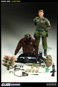 Gallery Image of General Hawk Sixth Scale Figure