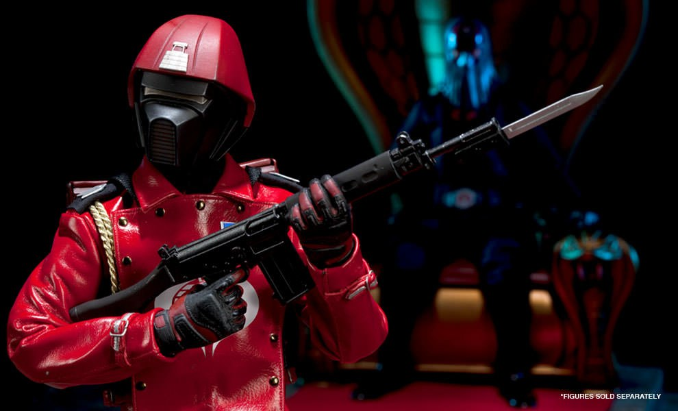 Gallery Feature Image of Crimson Guard Sixth Scale Figure - Click to open image gallery