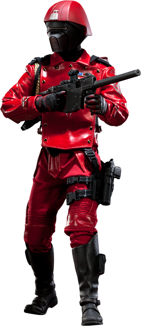 Sideshow Collectibles Crimson Guard Sixth Scale Figure