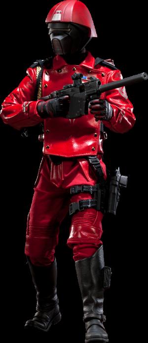 Crimson Guard Sixth Scale Figure