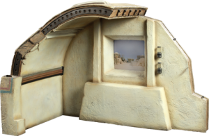 Mos Eisley Cantina - Band Nook Sixth Scale Figure Accessory