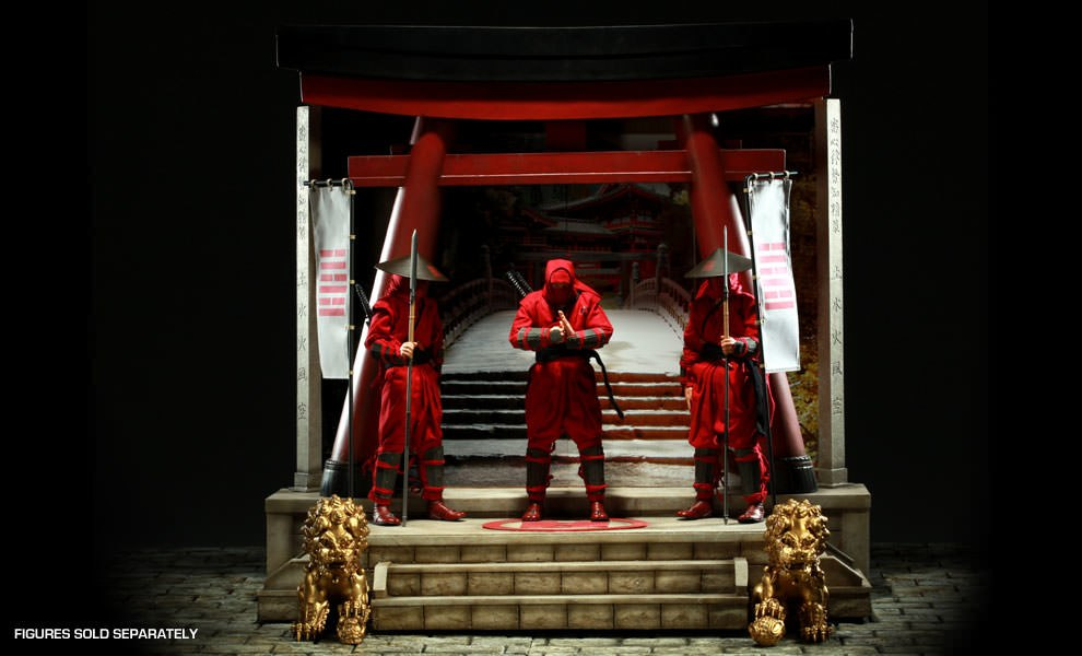 Gallery Feature Image of Arashikage Temple Sixth Scale Figure Accessory - Click to open image gallery