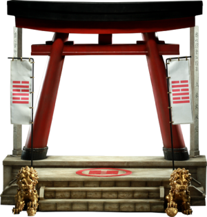 Arashikage Temple Sixth Scale Figure Accessory