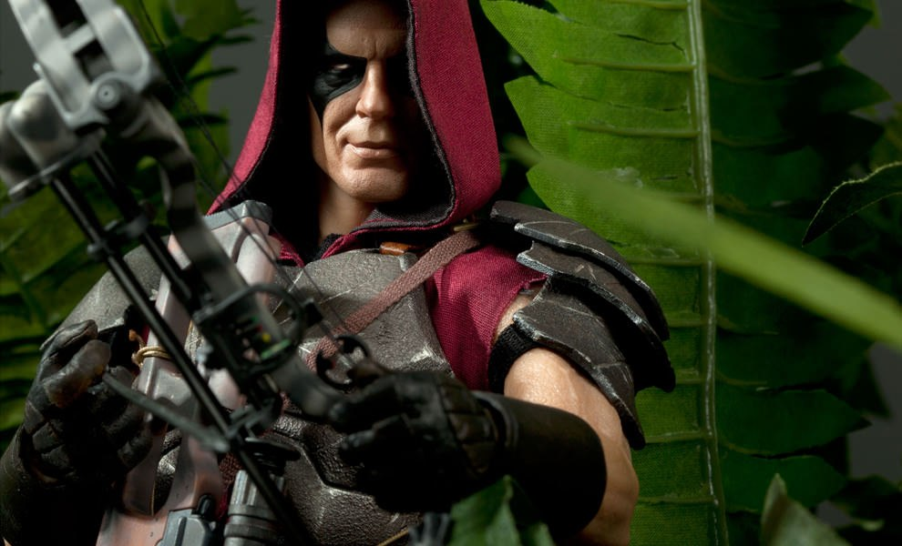 Gallery Feature Image of Zartan Sixth Scale Figure - Click to open image gallery