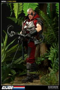 Gallery Image of Zartan Sixth Scale Figure