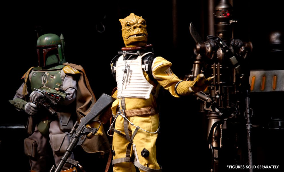 Gallery Feature Image of Bossk Sixth Scale Figure - Click to open image gallery