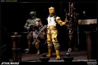 Gallery Image of Bossk Sixth Scale Figure