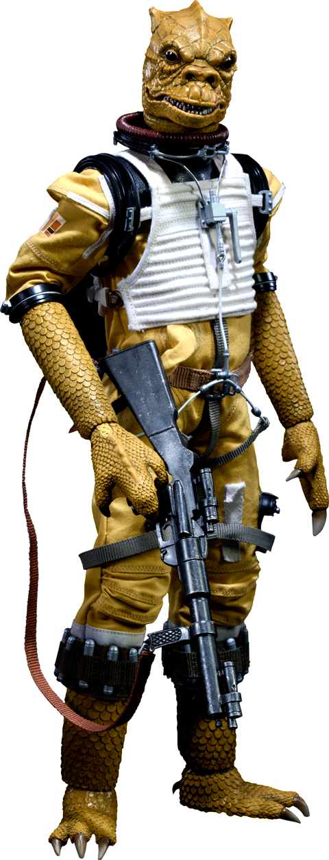 Sideshow Collectibles Bossk Sixth Scale Figure