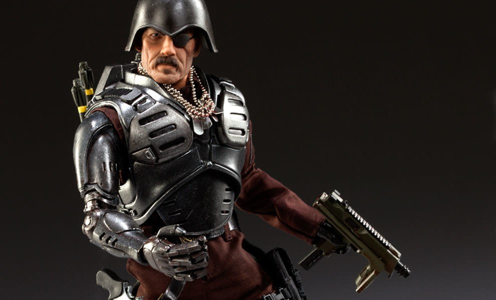 Gallery Feature Image of Major Bludd Sixth Scale Figure - Click to open image gallery