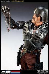 Gallery Image of Major Bludd Sixth Scale Figure