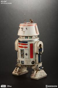 Gallery Image of R5-D4 Sixth Scale Figure