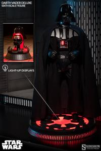 Gallery Image of Darth Vader Deluxe Sixth Scale Figure