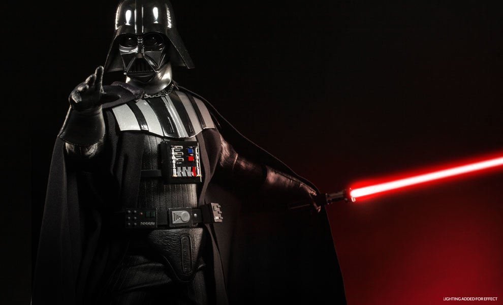 Gallery Feature Image of Darth Vader Deluxe Sixth Scale Figure - Click to open image gallery