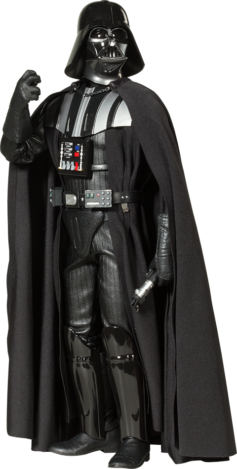 Sideshow Collectibles Darth Vader Deluxe Sixth Scale Figure