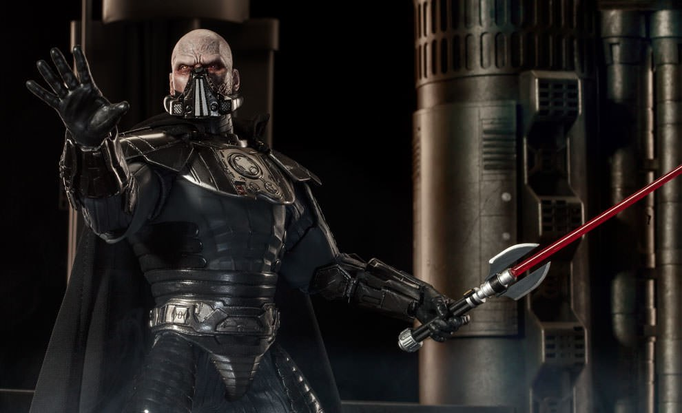 Gallery Feature Image of Darth Malgus Sixth Scale Figure - Click to open image gallery