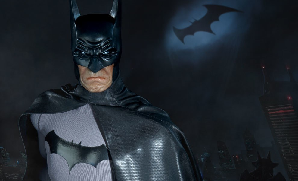 Gallery Feature Image of Batman Gotham Knight Sixth Scale Figure - Click to open image gallery