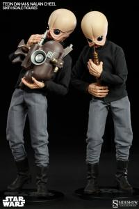 Gallery Image of Tedn Dhai and Nalan Cheel Bith Band - Modal Nodes Sixth Scale Figure