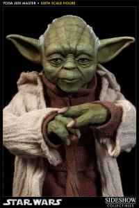 Gallery Image of Yoda: Jedi Master Sixth Scale Figure