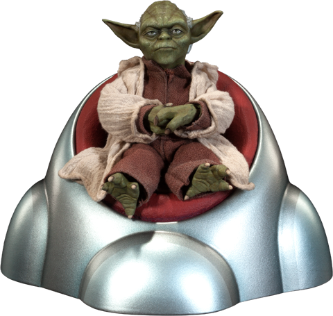 Sideshow Collectibles Yoda: Jedi Master Sixth Scale Figure