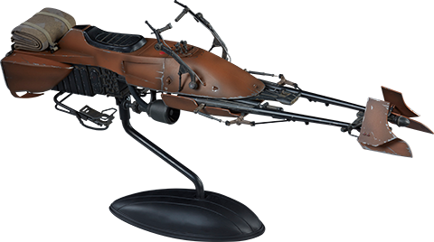 Sideshow Collectibles Speeder Bike Sixth Scale Figure Accessory