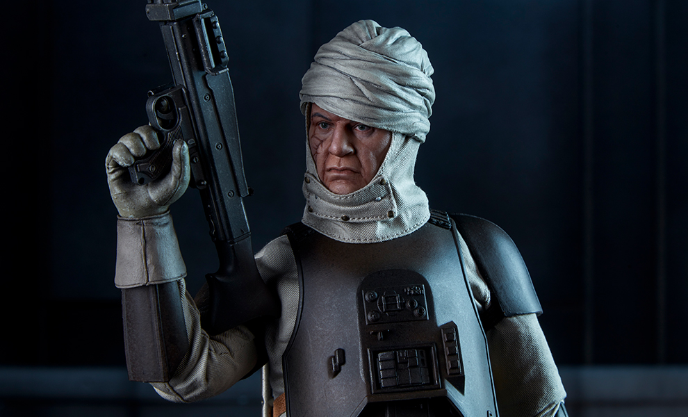 Gallery Feature Image of Dengar Sixth Scale Figure - Click to open image gallery