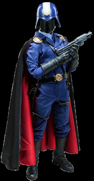 Cobra Commander Sixth Scale Figure