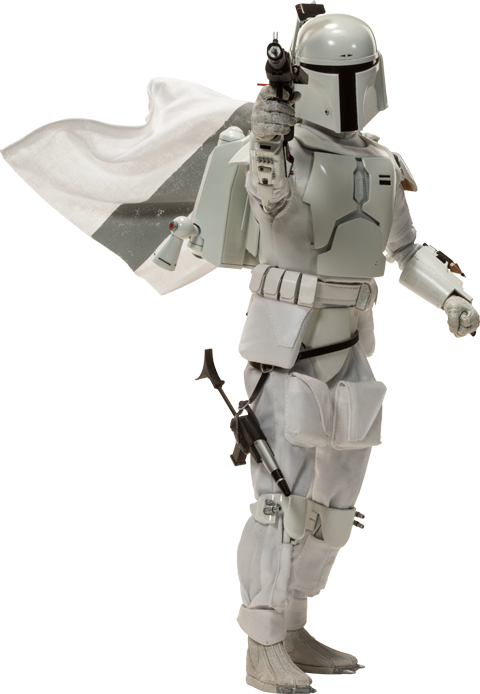 Sideshow Collectibles Boba Fett (Prototype Armor) Sixth Scale Figure