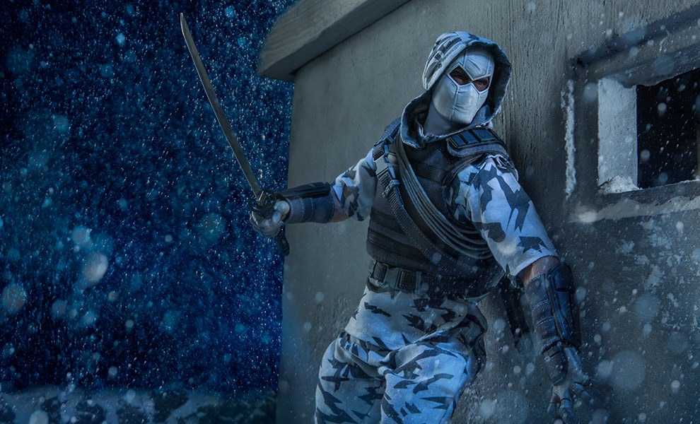 Gallery Feature Image of Storm Shadow Sixth Scale Figure - Click to open image gallery