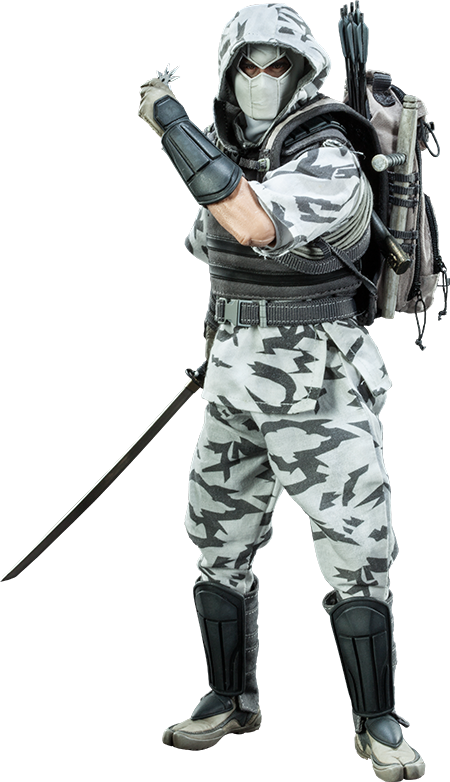 Sideshow Collectibles Storm Shadow Sixth Scale Figure