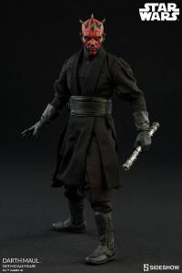 Gallery Image of Darth Maul Duel on Naboo Sixth Scale Figure