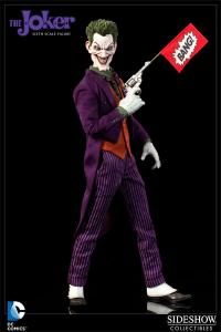 Gallery Image of The Joker Sixth Scale Figure
