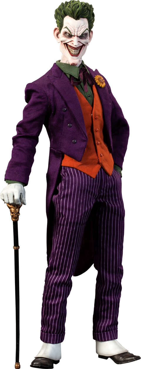 Sideshow Collectibles The Joker Sixth Scale Figure