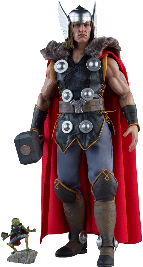 Sideshow Collectibles Thor Sixth Scale Figure