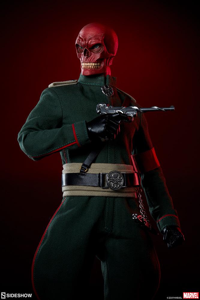 hydra red skull