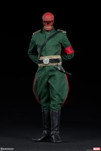Gallery Image of Red Skull Sixth Scale Figure