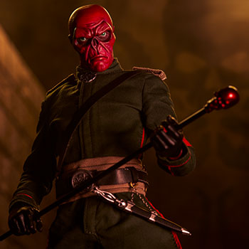 Red Skull One Sixth Scale Figure