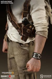 Gallery Image of Nathan Drake Sixth Scale Figure