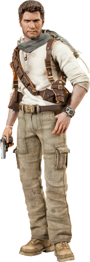 Nathan Drake Sixth Scale Figure