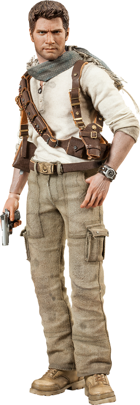 Sideshow Collectibles Nathan Drake Sixth Scale Figure